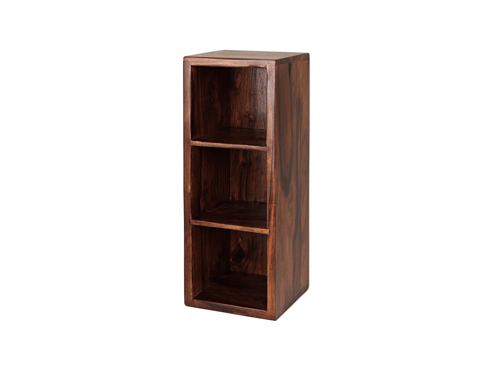 木製シンプルCDラック(ハーフ)
