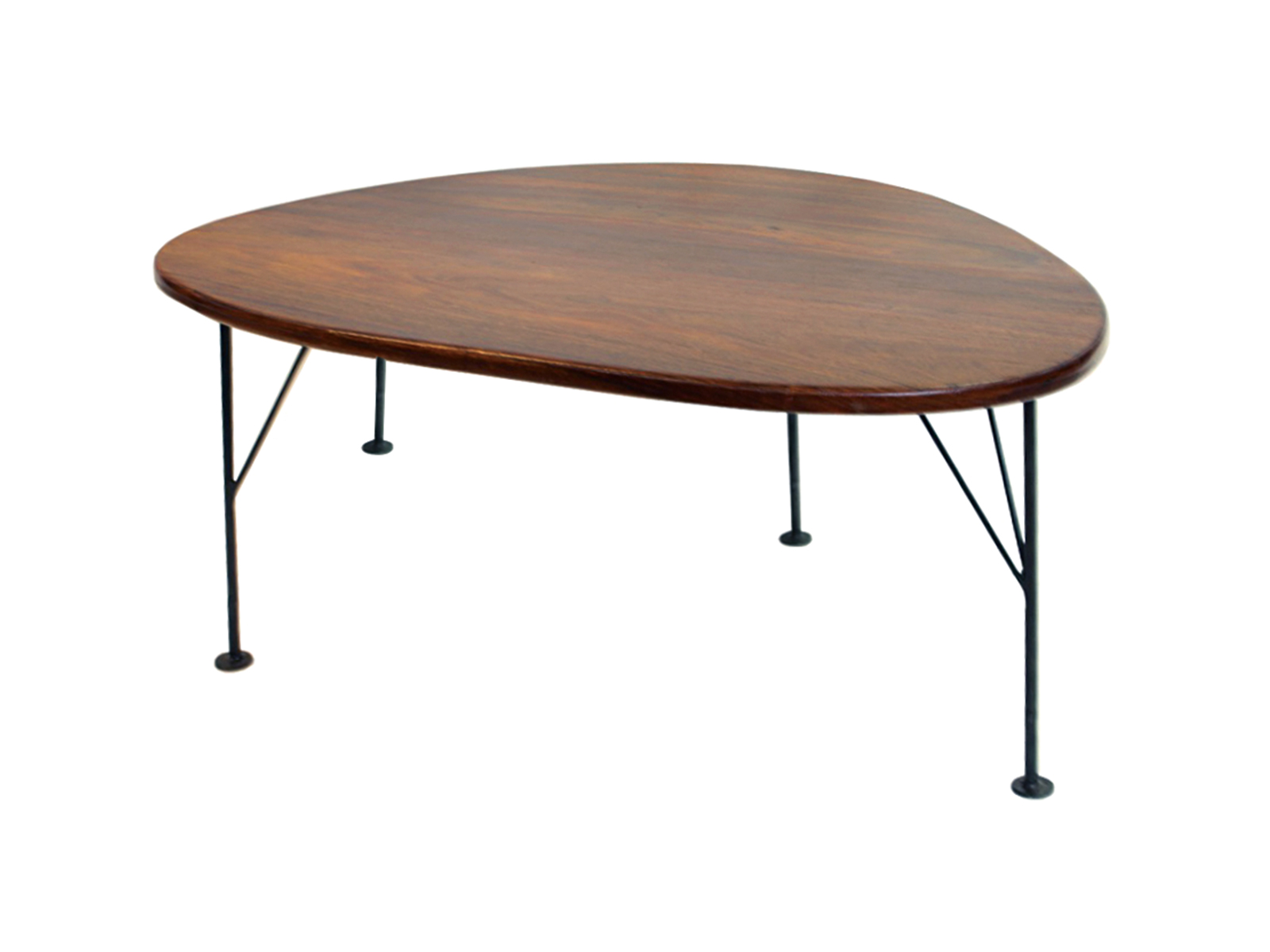 オーバルローテーブル