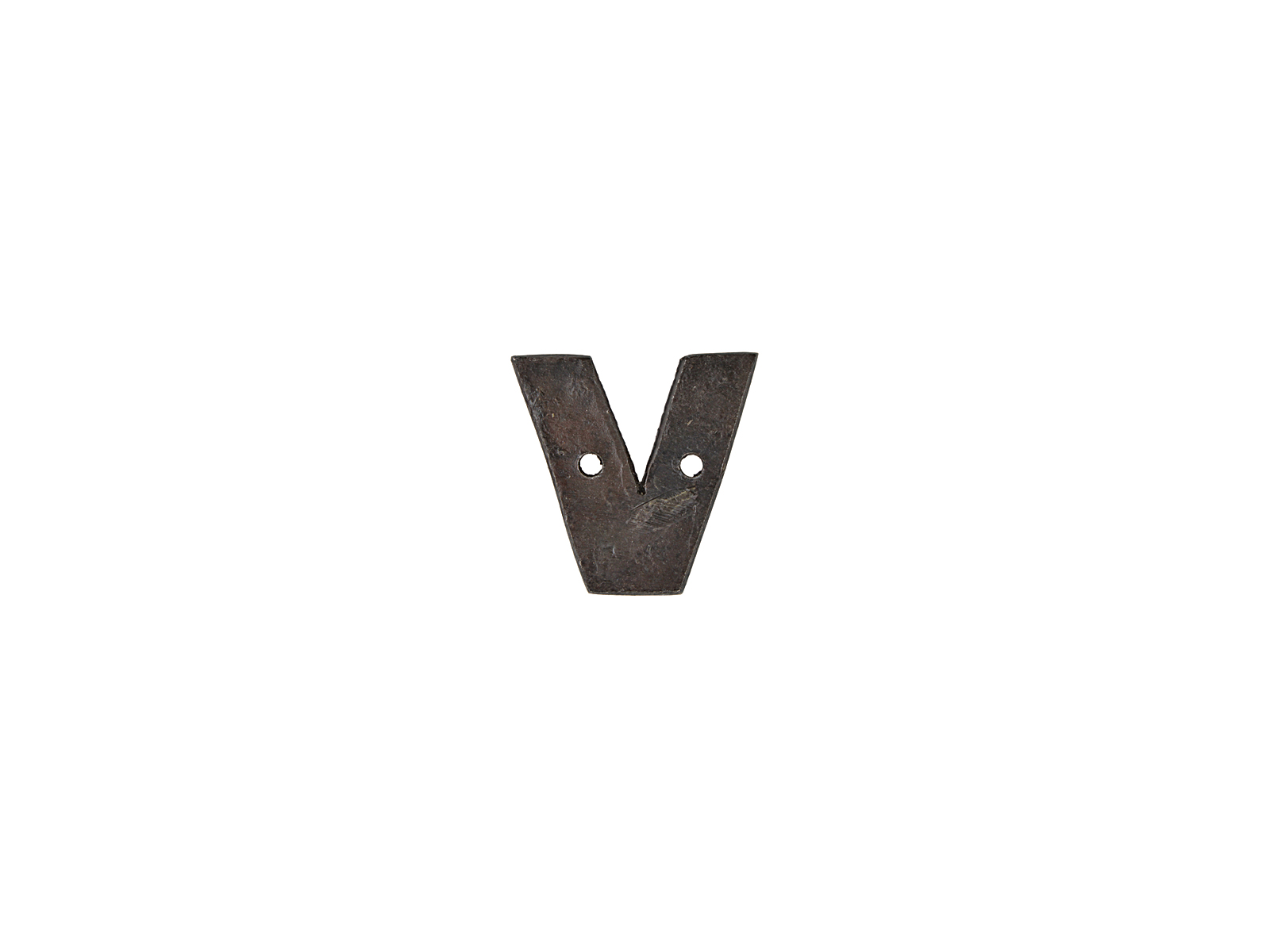 アルファベットプレートV
