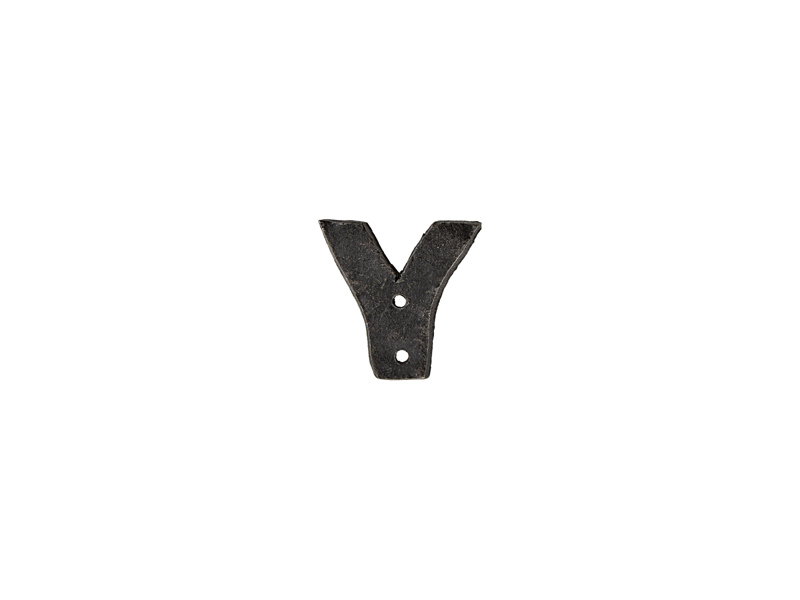 アルファベットプレートY