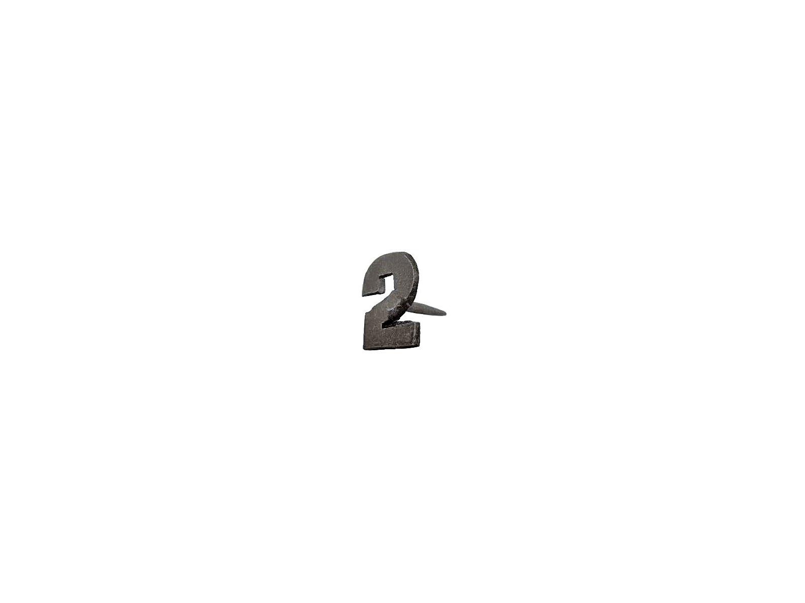 ナンバーくぎ2