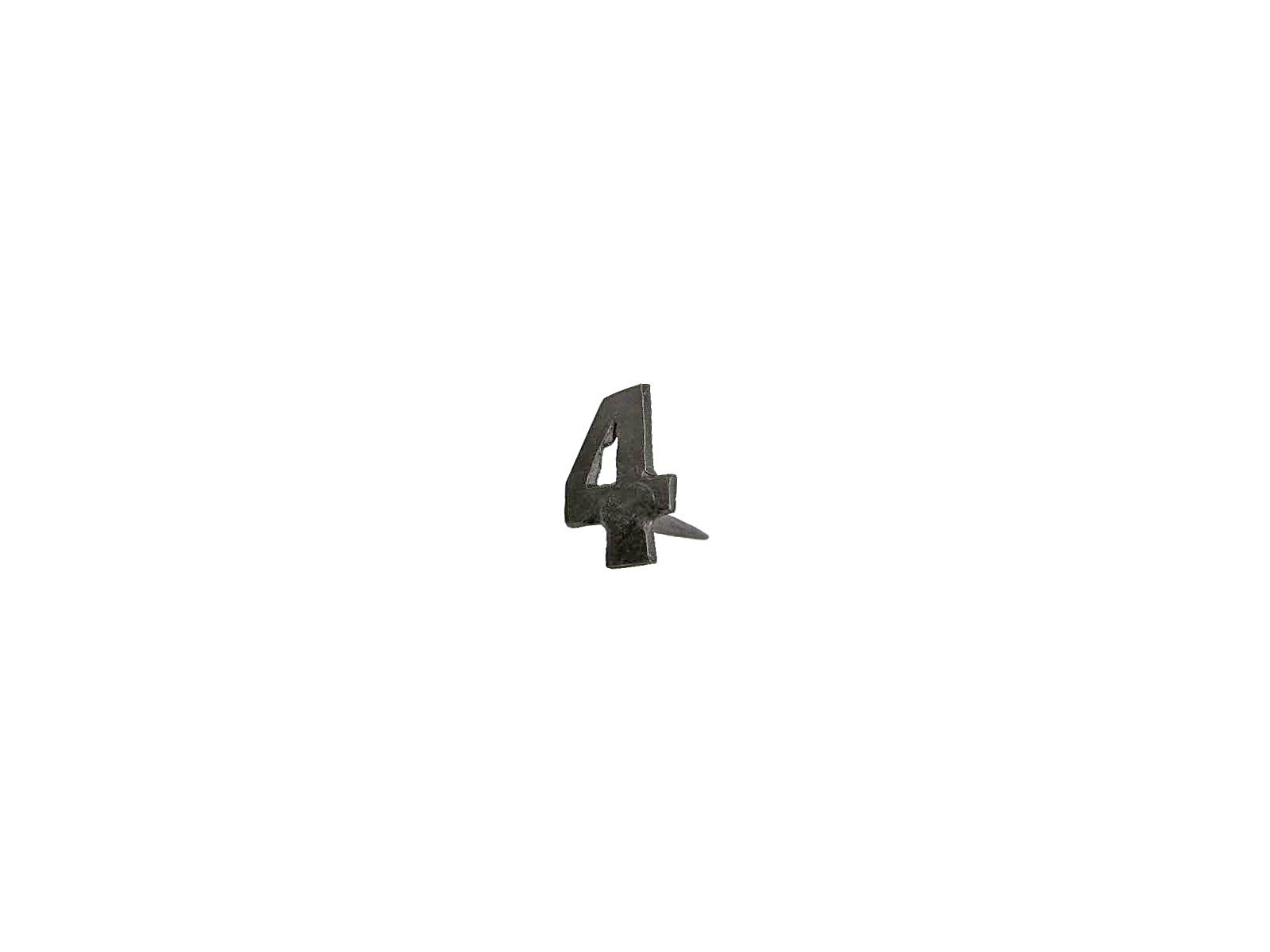 ナンバーくぎ4