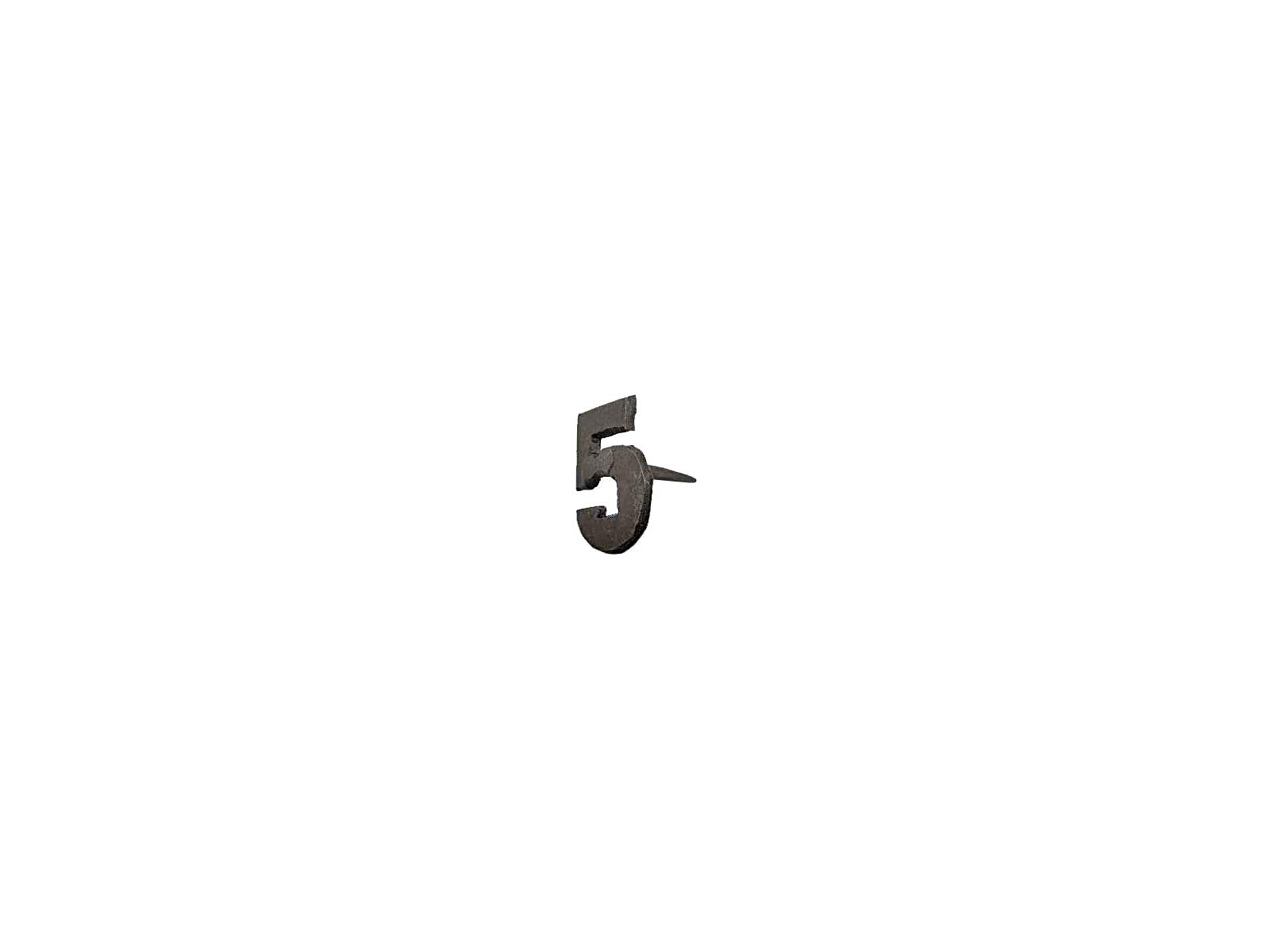 ナンバーくぎ5