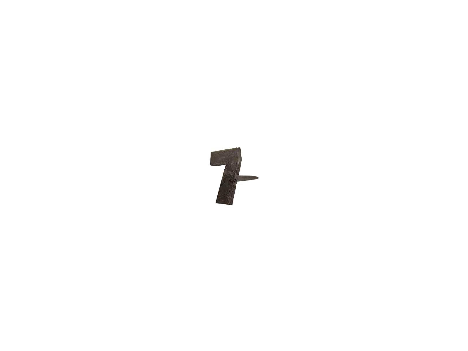 ナンバーくぎ7