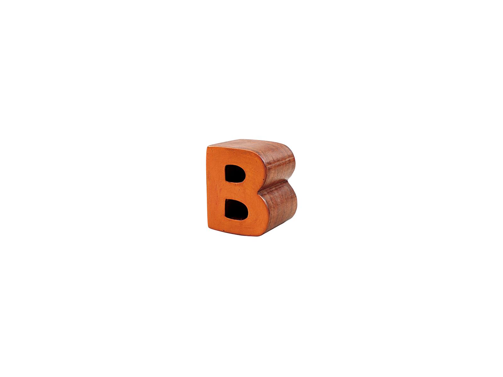 アルファベットブロックB