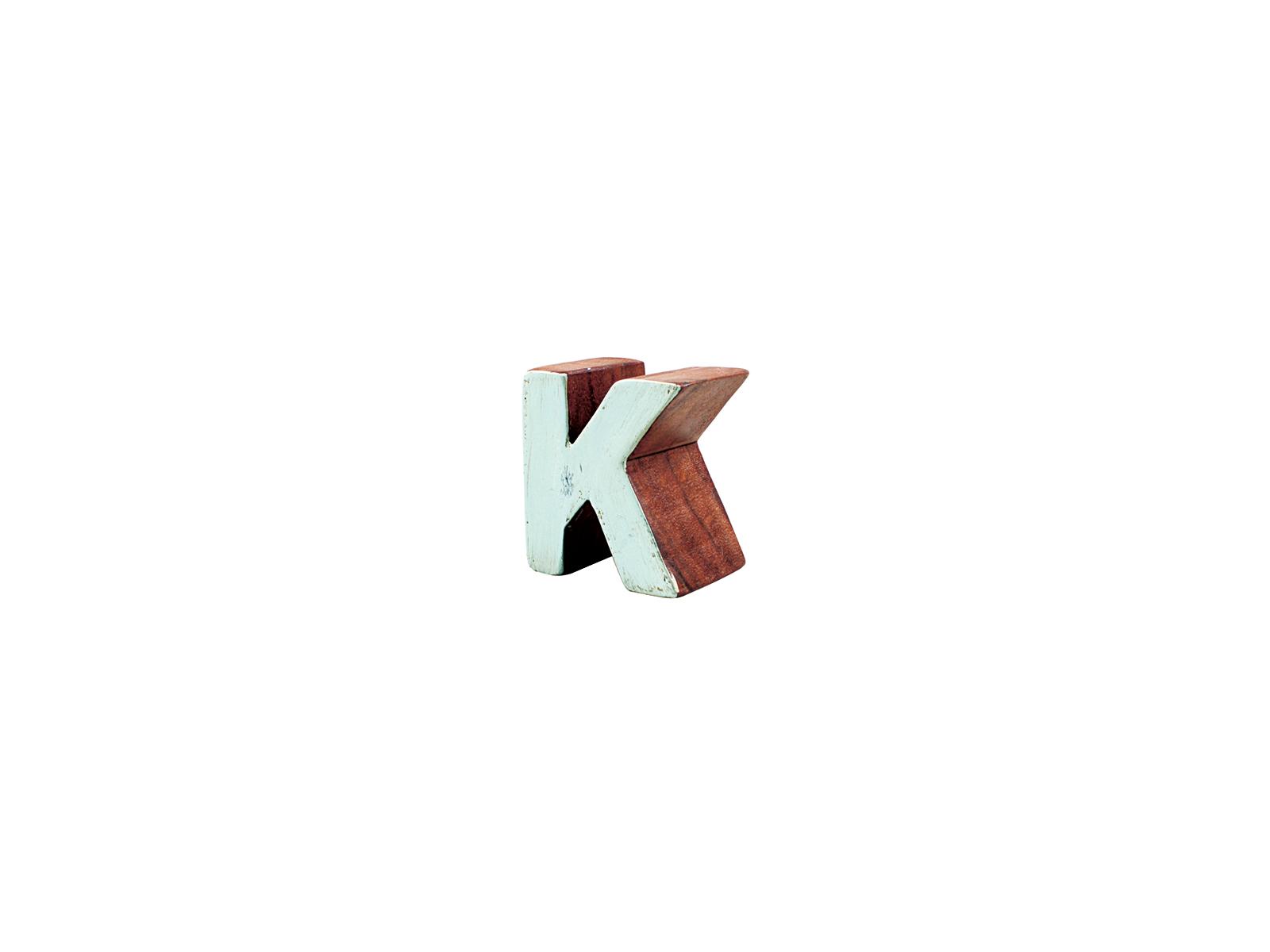 アルファベットブロックK