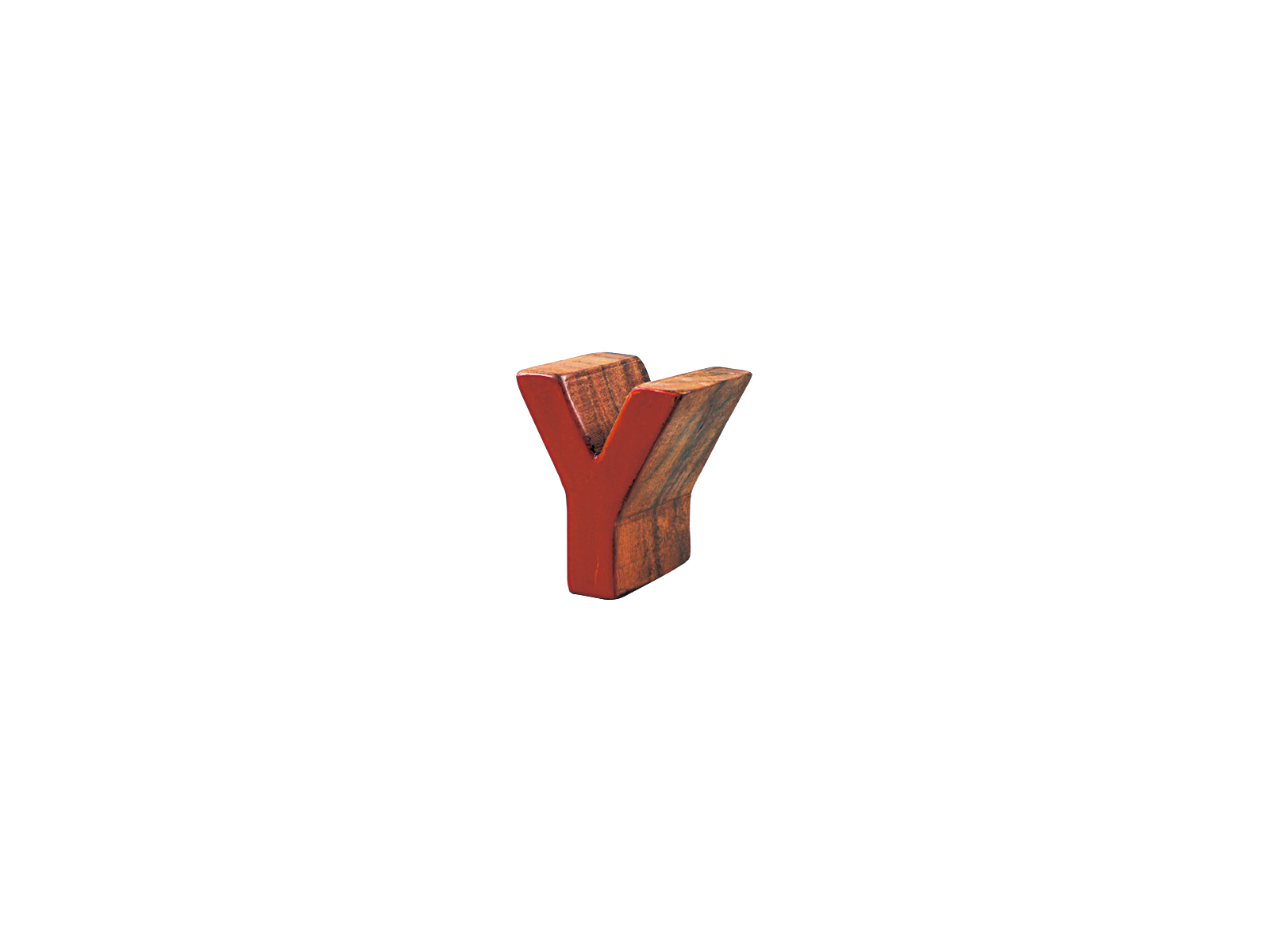 アルファベットブロックY