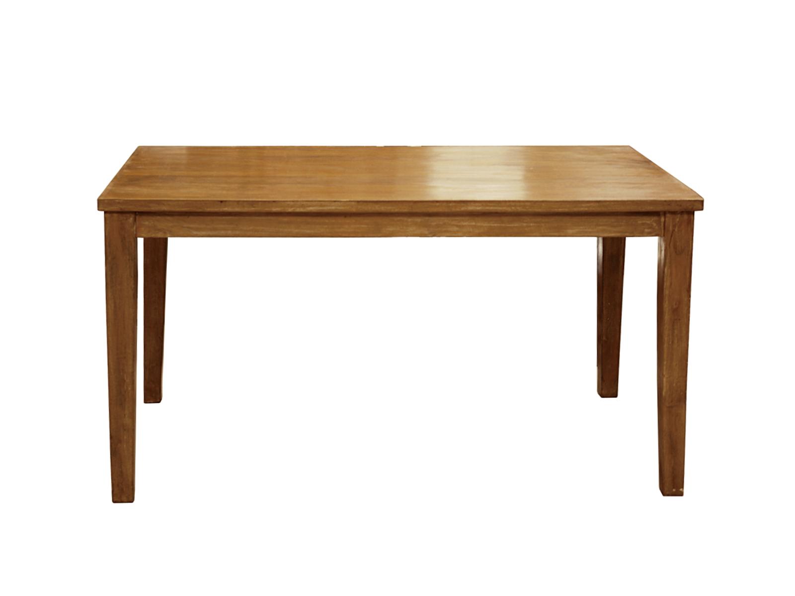 マンゴーウッドダイニングテーブルL