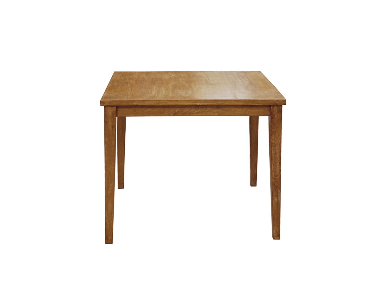 マンゴーウッドダイニングテーブルS