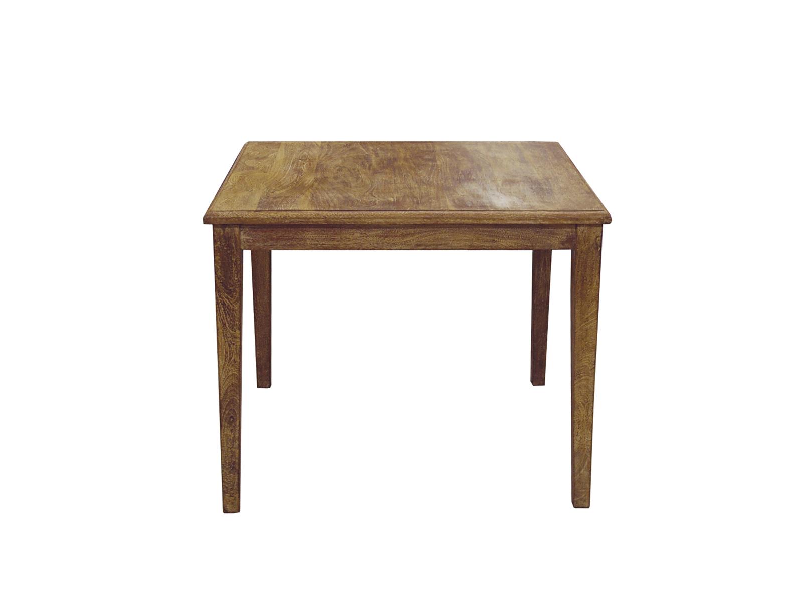 アカシアダイニングテーブルS